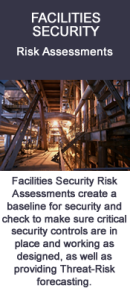 Facilities Security Assessments